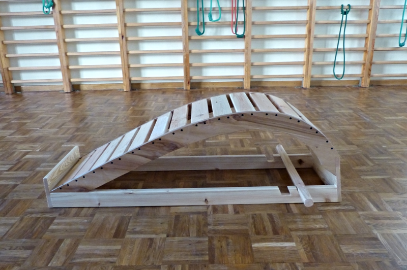 Wykorzystanie wieloryba do viparita dandasany