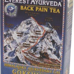 Herbata Goksura - ból pleców i kręgosłupa