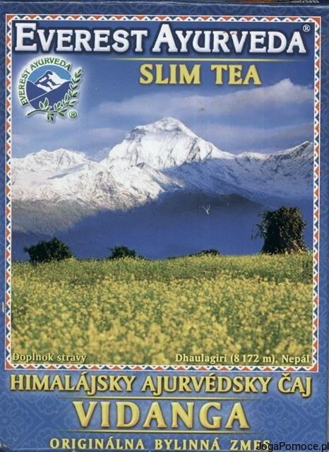Herbata Vidanga - odchudzanie