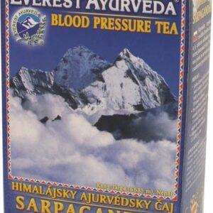 Herbata Sarpagandha - nadciśnienie