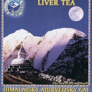 Herbata Kalamegha - wątroba