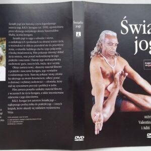 Światło Jogi DVD