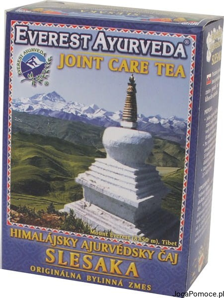 Herbata Slesaka - stawy i reumatyzm